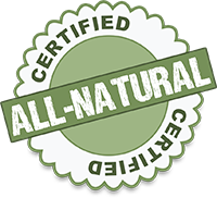 Certified All-Natural