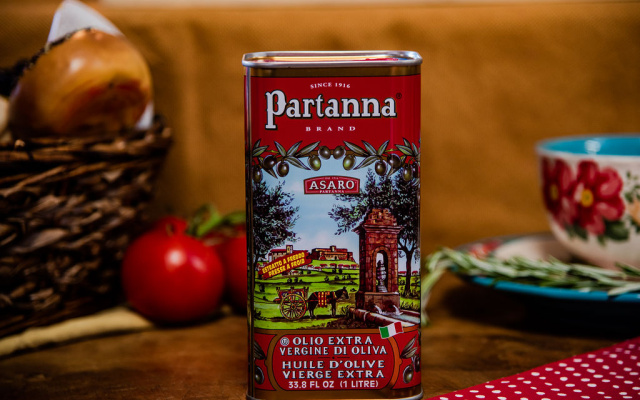 Asaro Partana Extra Virgin Olive Oil