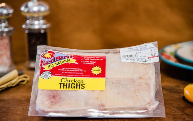 Bone-In Skin-On Chicken Thigh