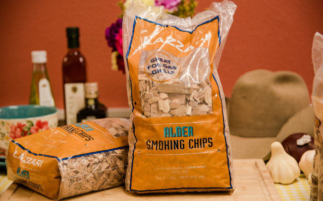 Alder Smoking Wood Chips