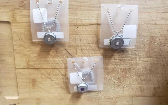 Artillery Diva Jewelry - Necklace