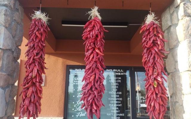 3ft Chile Ristra - Seasonal