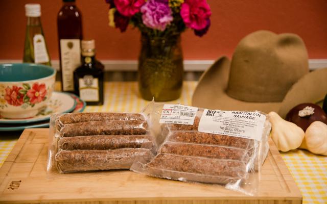 Beef Italian Sausage