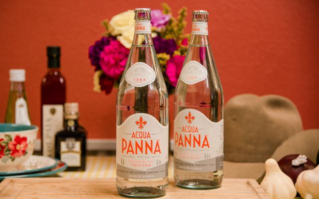 Acqua Panna Spring Water 1L