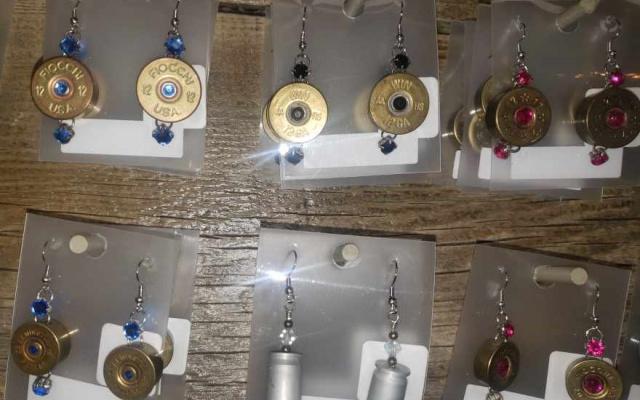 Artillery Diva Jewelry-Earrings