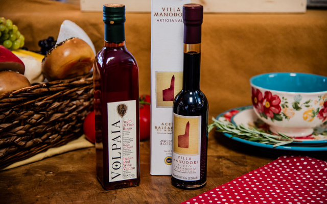 Volpaia Italian Red Wine Vinegar