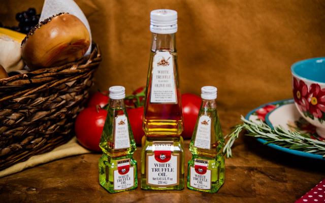 White Truffle Olive Oil 8.45 oz