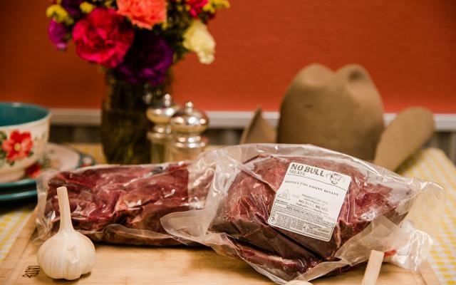 Buffalo Arm Roast