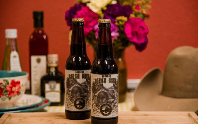 Boulder Birch Beer Soda
