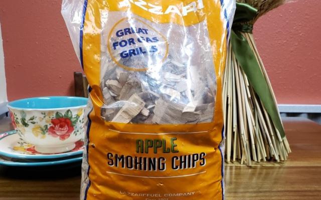 Apple Smoking Wood Chips