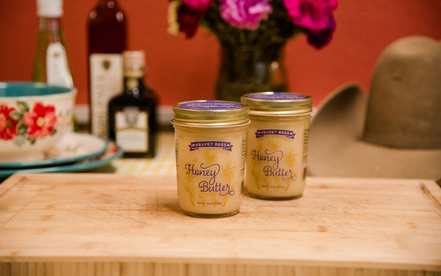 Velvet Honey Butter